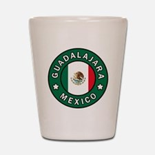 Guadalajara Shot Glass