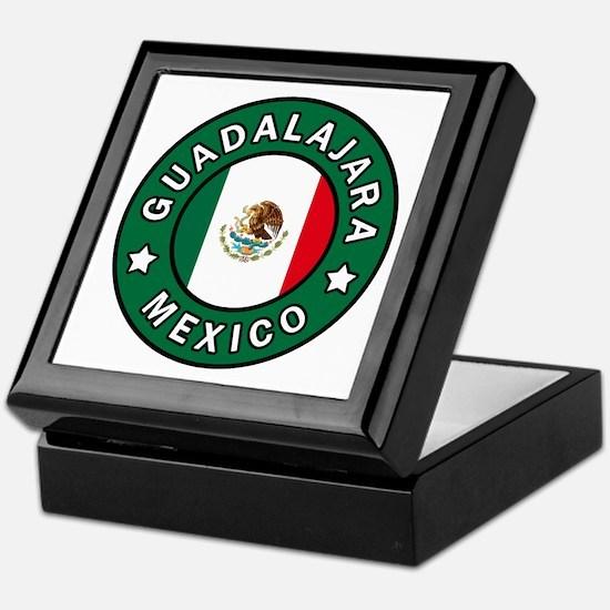 Guadalajara Keepsake Box
