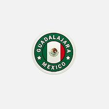 Guadalajara Mini Button