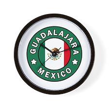 Guadalajara Wall Clock