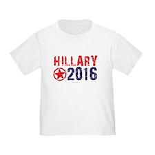 Hillary Clinton in 2016 T-Shirt