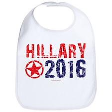 Hillary Clinton in 2016 Bib
