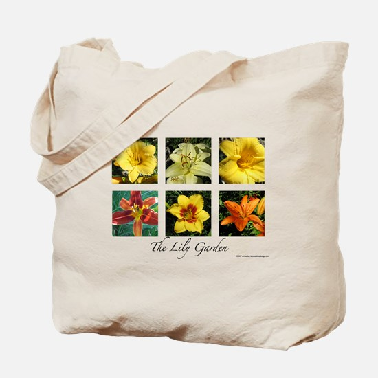 The Lily Garden Tote Bag