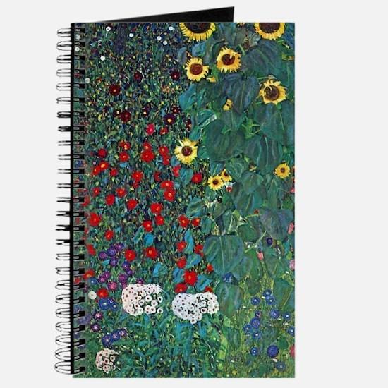 Farmergarden Sunflower by Klimt Journal