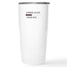 Caffeine Loading Travel Mug