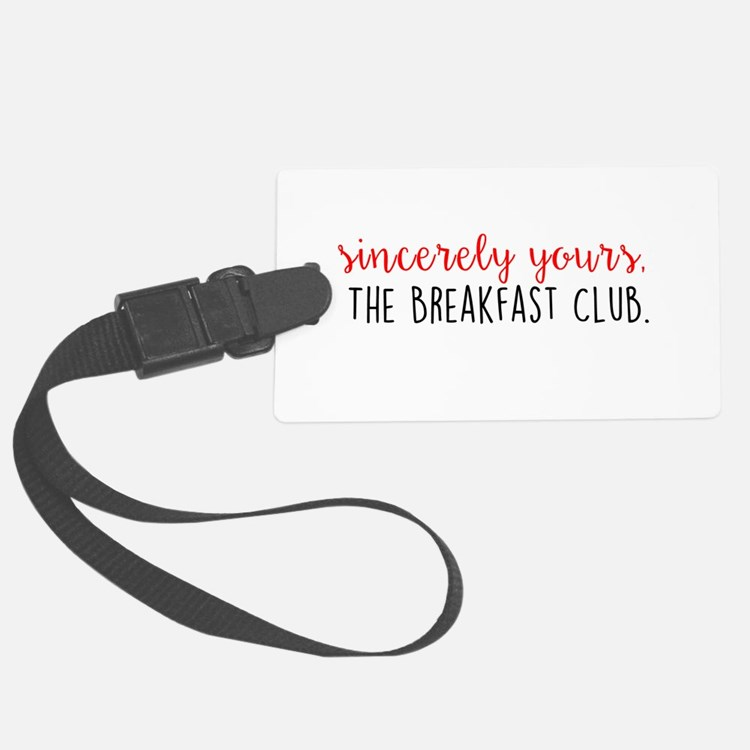 Sincerely Yours .. Luggage Tag