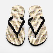 emoticons Flip Flops