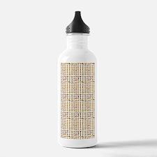 emoticons emoji Water Bottle