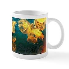 Jellyfish light Mugs