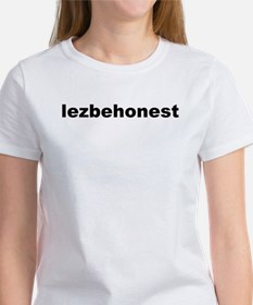 Pitch Perfect Lezbehonest T-Shirt