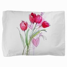 Tulip2a.jpg Pillow Sham