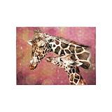 Giraffe 5x7 Rugs