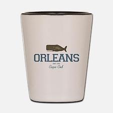 Orleans - Cape Cod. Shot Glass