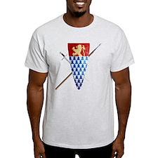 Hugues de Domene shield T-Shirt