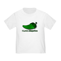 I Love Jalapenos T