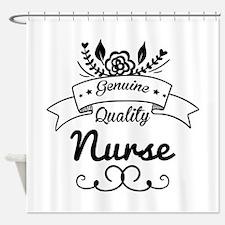 Genuine Quality Nurse Shower Curtain