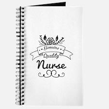 Genuine Quality Nurse Journal