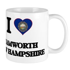 I love Tamworth New Hampshire Mug
