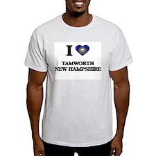 I love Tamworth New Hampshire T-Shirt