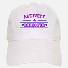 activity director Baseball Baseball Cap