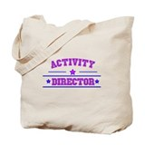 Activity director Canvas Totes