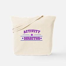 activity director Tote Bag