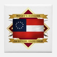 Mosby's Rangers Tile Coaster