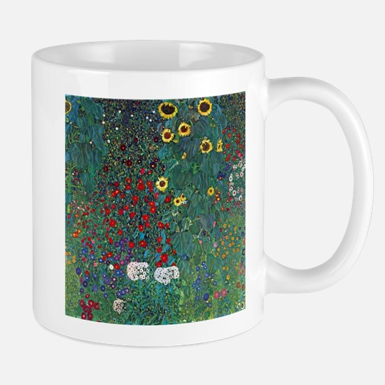 Farmergarden Sunflower by Klimt Mugs