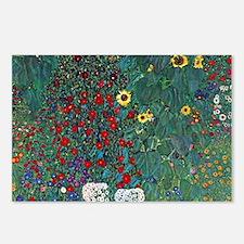 Farmergarden Sunflower by Postcards (Package of 8)