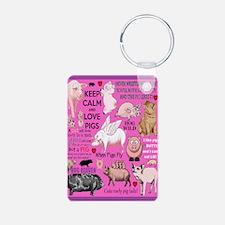 Pigs Keychains Keychains