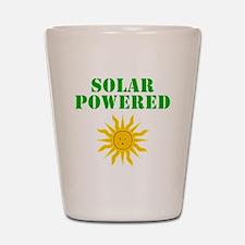 Solar Powered Shot Glass