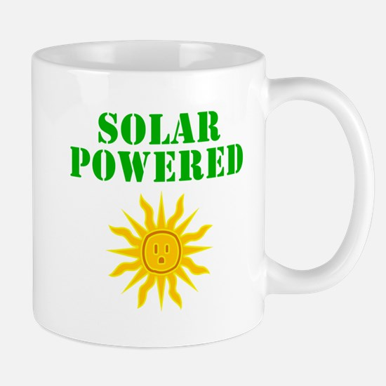 Solar Powered Mugs