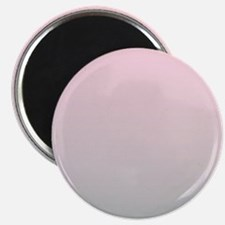 grey pink ombre Magnets