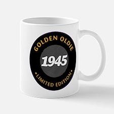 Birthday Born 1945 Classic Edition Mug