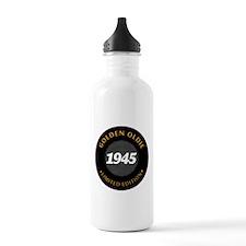 Birthday Born 1945 Cla Sports Water Bottle