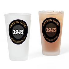 Birthday Born 1945 Classic Edition Drinking Glass