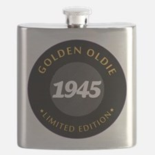 Birthday Born 1945 Classic Edition Flask