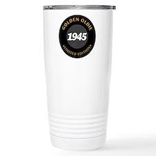 Birthday Born 1945 Clas Travel Mug