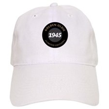 Birthday Born 1945 Classic Edition Baseball Cap
