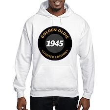 Birthday Born 1945 Classic Editi Hoodie