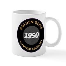 Birthday Born 1950 Classic Edition Mug