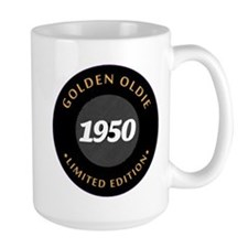 Birthday Born 1950 Classic Edition Mug
