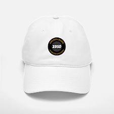 Birthday Born 1950 Classic Edition Baseball Baseball Cap