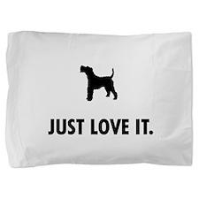 Wire Fox Terrier Pillow Sham
