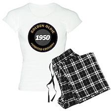Birthday Born 1950 Classic Pajamas