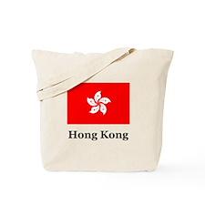 Hong Kong Tote Bag