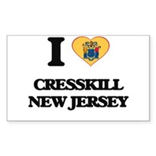 I love Cresskill New Jersey Decal