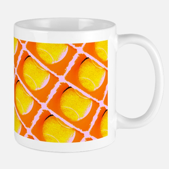 Orange Tennis Balls Stan's Fave Mugs