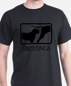 Wirehaired Pointing Griffon T-Shirt
