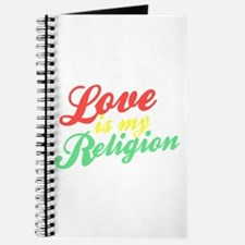 Love is my Religion Journal